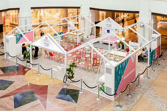 Bespoke Mall Activations