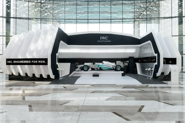 Majestic Mall Podiums & Pop Up Stores