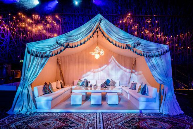 Dubai Opera Ramadan Tent
