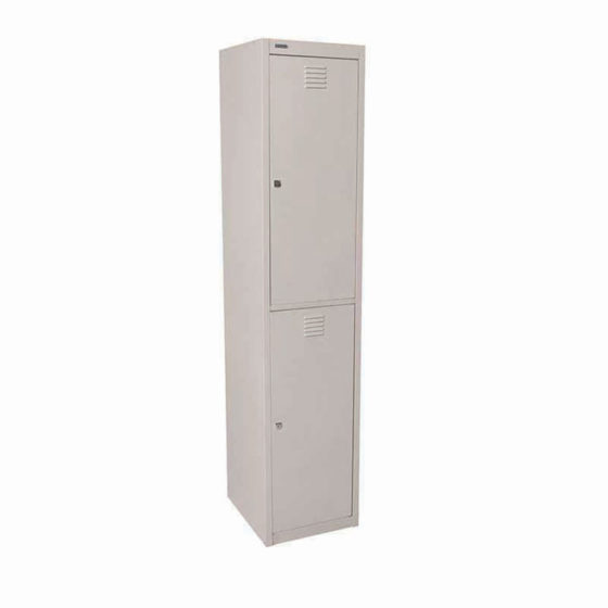 11-GBMMM-ShowcasesandStorages-Locker-2-Doors-Grey
