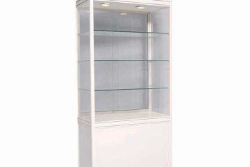 13-GBGAR-ShowcasesandStorages-Octonome-Tall-White