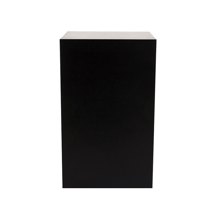 19-NIBBO-Display-Podium-Black-75cmH