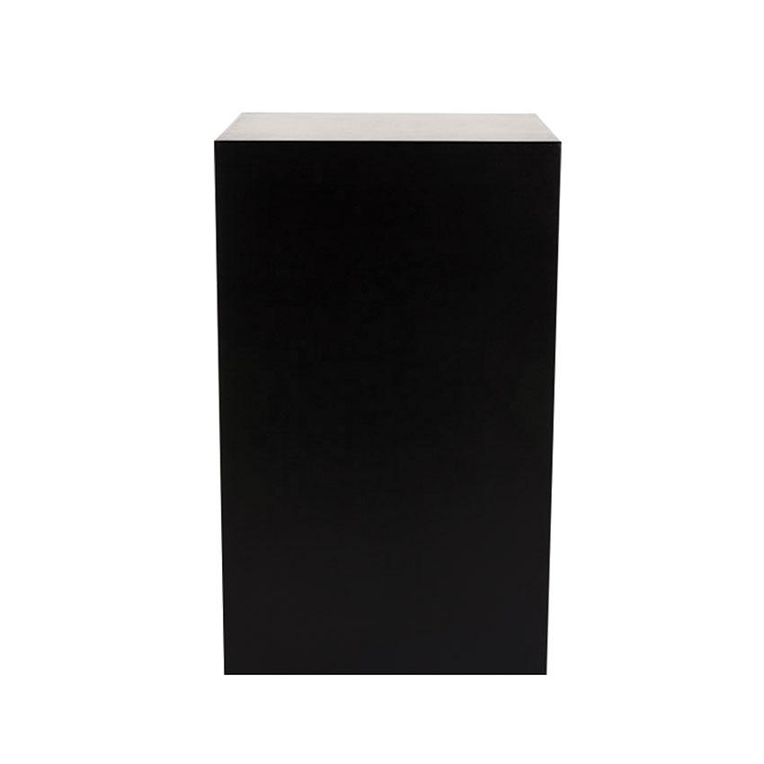 19-NIBBO-Display-Podium-Black-75cmH
