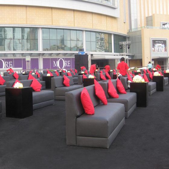 Furniture Rental - 19-NIBBO-Display-Podium-Black-75cmH-a