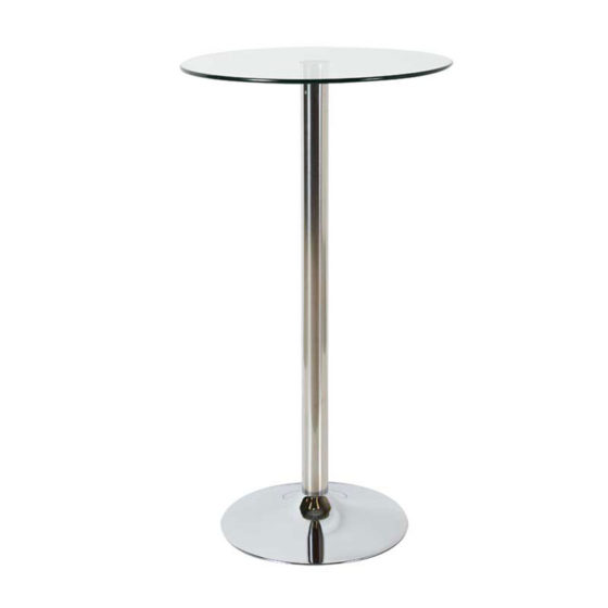 20-KRGKG-Cocktail-Table-Pole-Round-Transparent