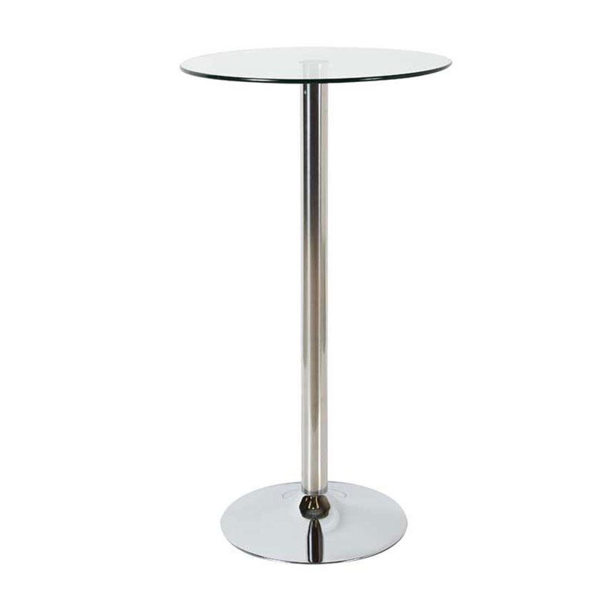 20-KRGKG-Cocktail-Table-Pole-Round-Transparent