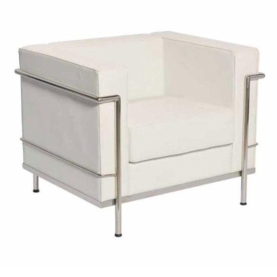 28-ABWWL-Armchair-Le-Corbu-White