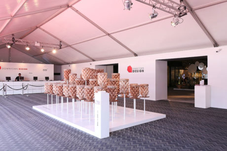 Tent Rental Dubai for Downtown Design 2017