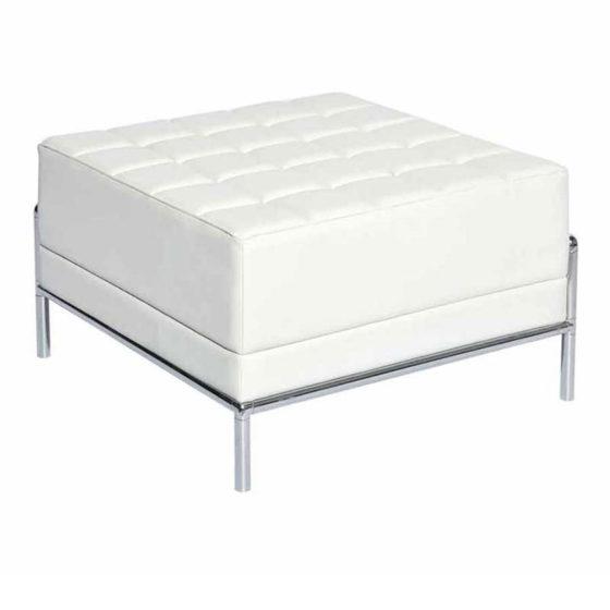 38-ASXCL-Armchair-Sofa-Meridiana-Ottoman-White
