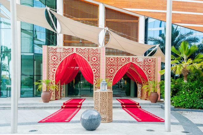 Ramadan Tents