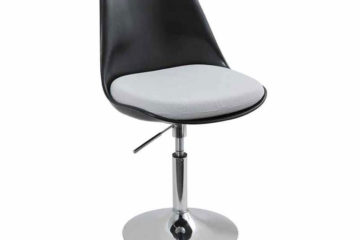 47-CXBBE-Chair-Tulip-Black-White