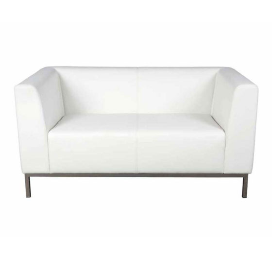 53-SGWAL-Sofa-Armchair-VIP-Sofa-2-Seats-White