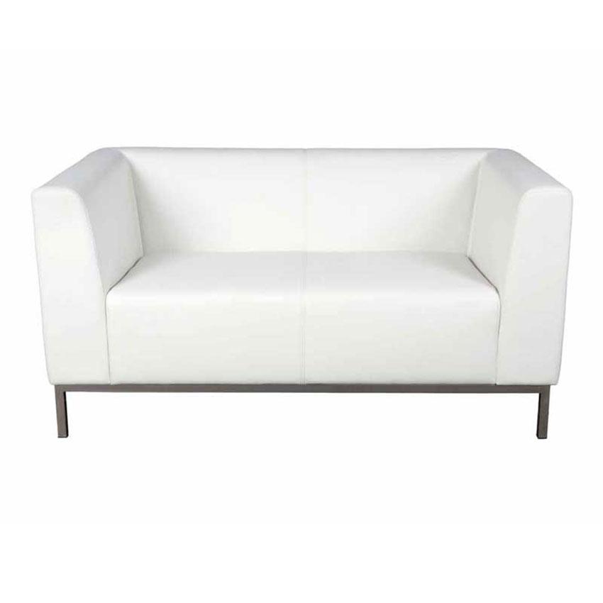 53-SGWAL-Sofa-Armchair-VIP-Sofa-2-Seats-White