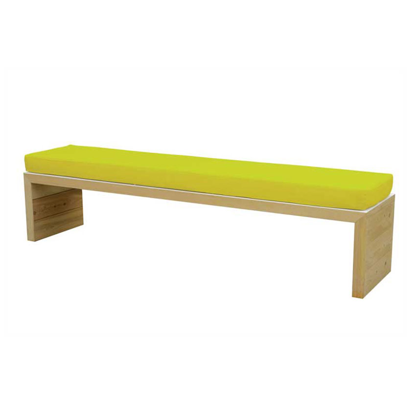 7-CGESW-Benches-Poufs-Picnic-Bench-Green-Wood