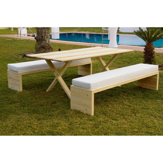 8-CGWSW-Benches-Poufs-Picnic-Bench-White-Wood-a