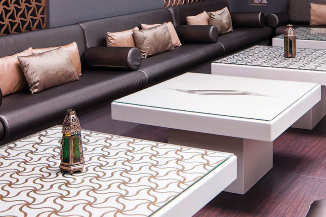 Furniture Rental - 9-TSWWW-Coffee-Table-Italian-Mashrabiya