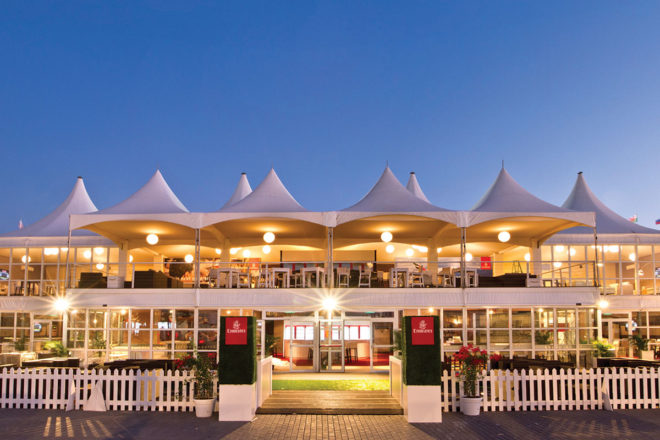 Marquee Rental Dubai - Double Decker