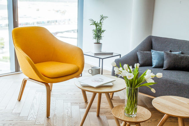 Furniture Rental - Scandinavian Style