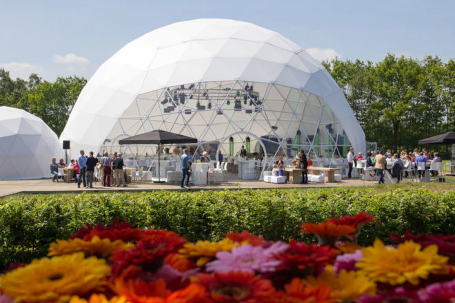 Dome Tent Rental in Dubai