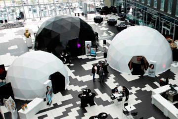 Event Rentals Dubai - Electra Domes
