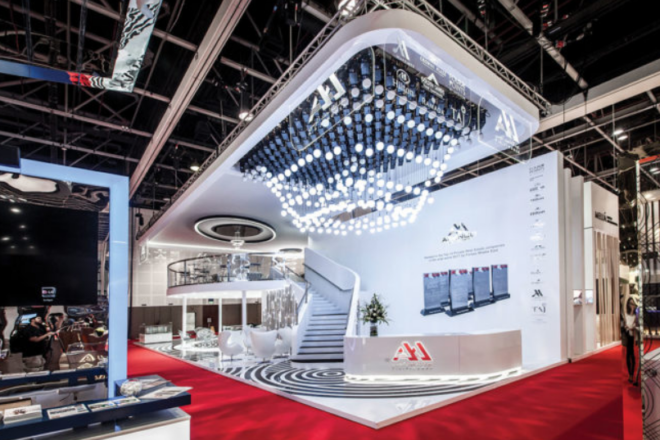 Al Moosa Enterprises | Exhibition Stand Dubai | Electra