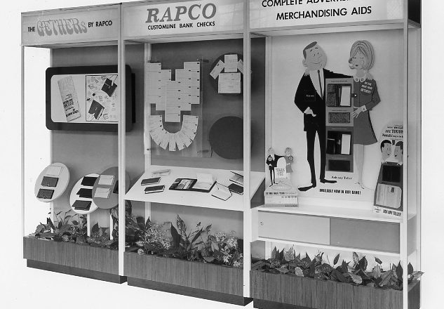 Exhibition Design Evolution - Rapco Trade Show Booth
