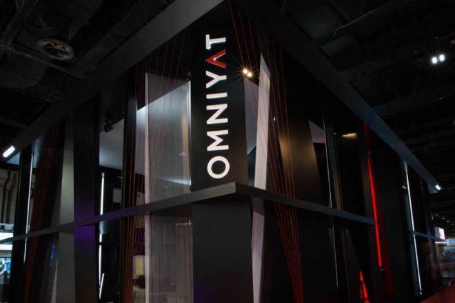 Omniyat Exhibition Stand Exterior