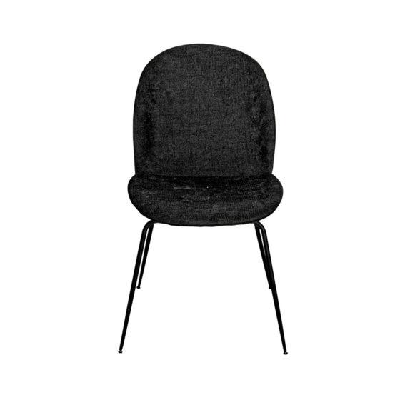 CRBBF_Copenhagen-Chair_Black_Front