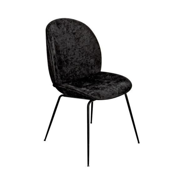 CRBBF_Copenhagen-Chair_Black_Side