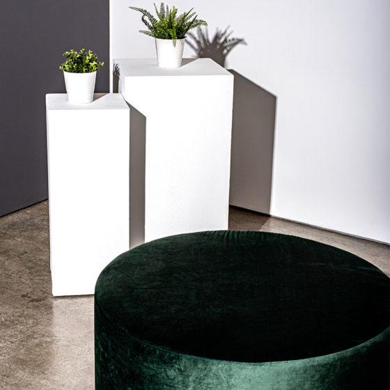 PRKBF_Round-Ottoman_Dark-Green_1