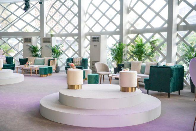 Event Rental Services - Auditoire VCA at Dubai Opera 2019