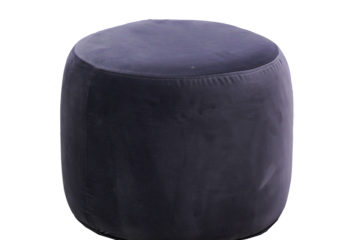PRJJF_Stockholm_Pouf_Grey_Furniture_Rental_UAE