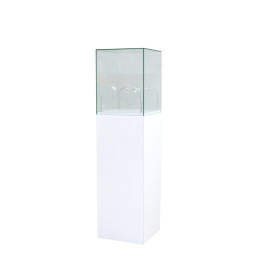 SGGWW_Glass_Top_Column_Showcase2_Furniture_Rental_UAE