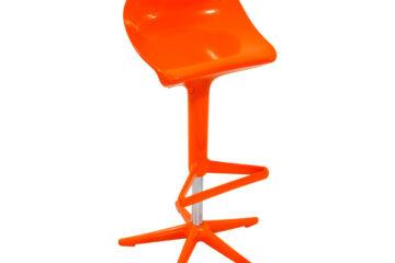 LXDDY_Dryes_Stool_Orange_side